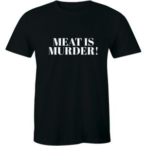 The Smiths Meat Is Murder Punk Rock T-shirt Tee